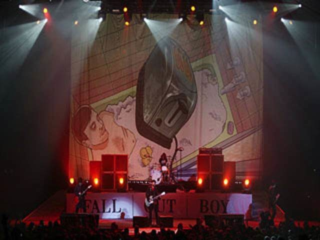 Fall Out Boy World Tour – 2006
