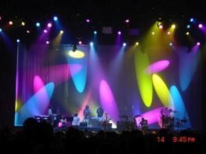 James Taylor Tour – 2003