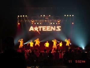 A*Teens Tour – 2002